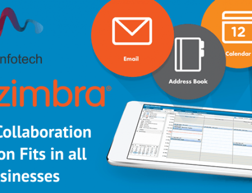 Zimbra Email Collaboration Solution Fits in all Businesses