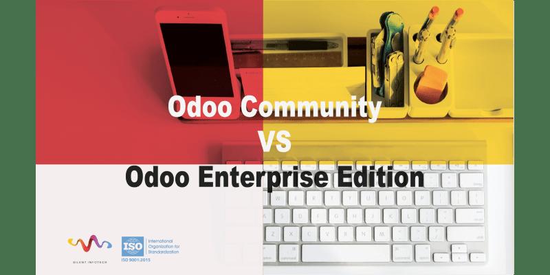 Odoo Versions