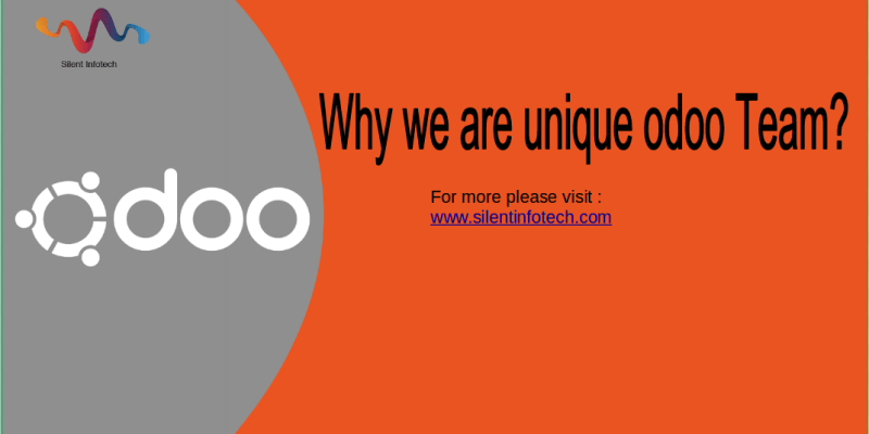 Why are we unique odoo team