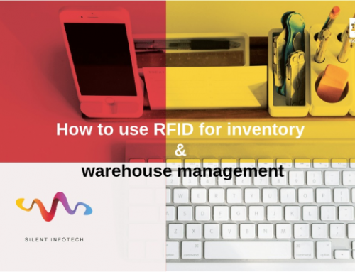 How to use RFID for inventory & warehouse management