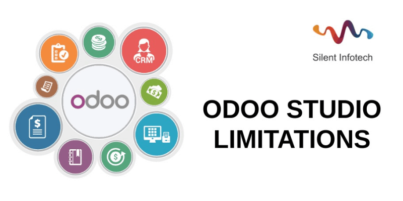 Odoo studio Limitations