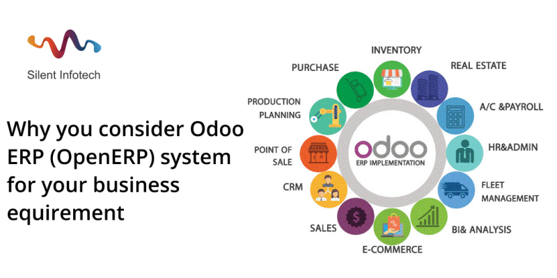 Why you consider Odoo ERP