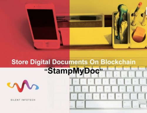 Store digital Documents on Blockchain – StampMyDoc
