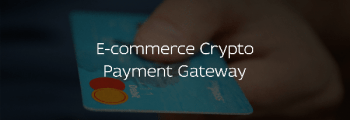 eCommerce Crypto Payment Gateway