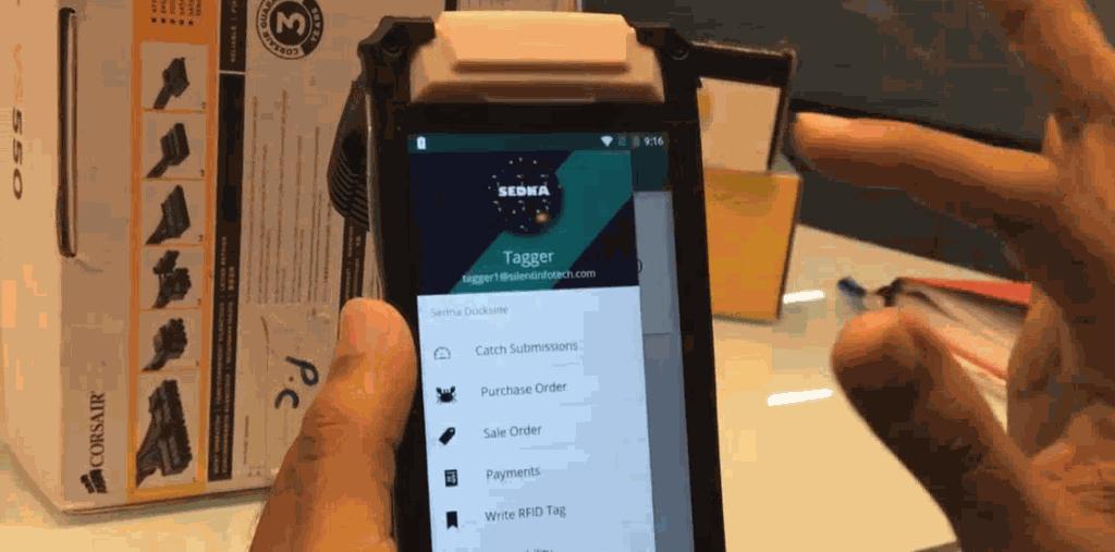 RFID Mobile