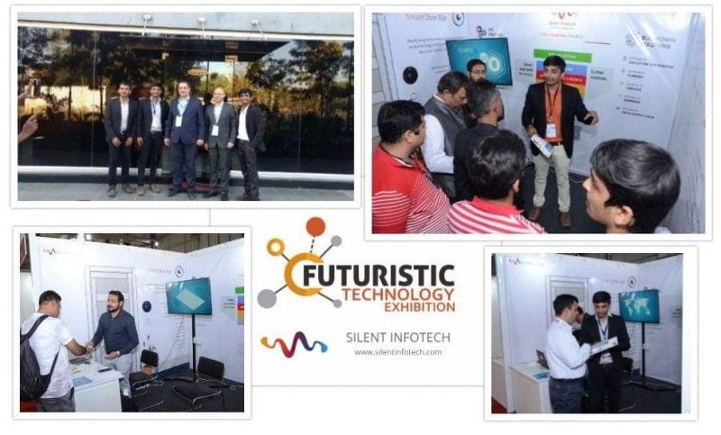 Silent Infotech at Futuristic Technology