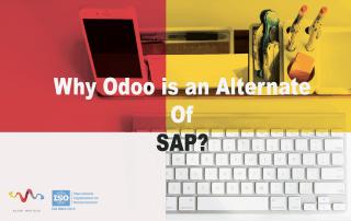 Odoo OpenERP alternative to SAP
