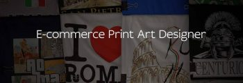 eCommerce Print Art designer