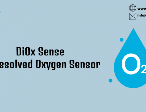 DiOx Sense – A dissolved Oxygen Sensor