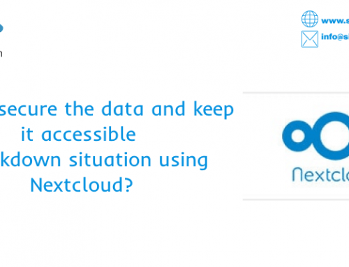 Access your data in secure way in lockdown situation using Nextcloud?