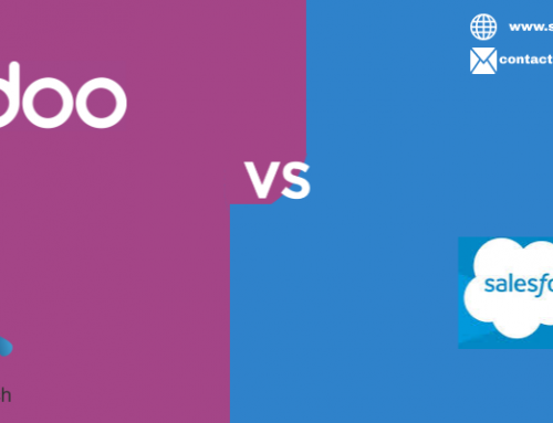 Odoo Opensource ERP as alternative to Salesforce