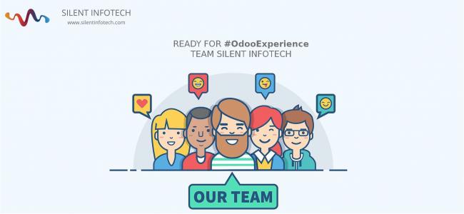 Silent Infotech Odoo Team - Odoo Experience 2020