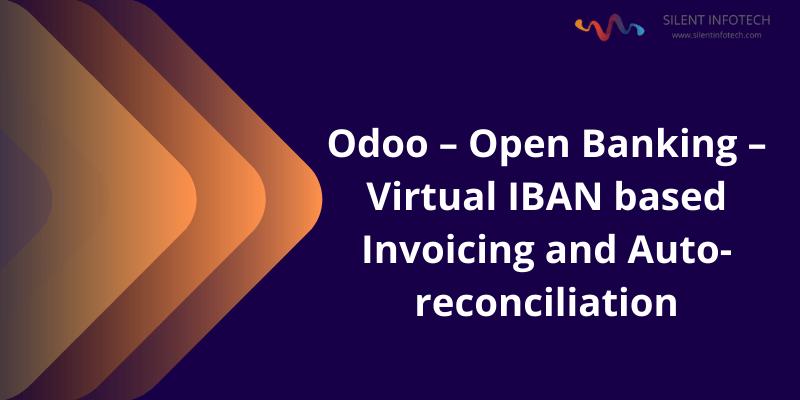 Odoo Open Banking Virtual IBAN module