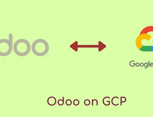 Odoo on Google Cloud Platform
